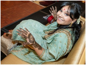 My big fat Indian wedding and all its beauty rituals – Part 3- Henna Ceremony