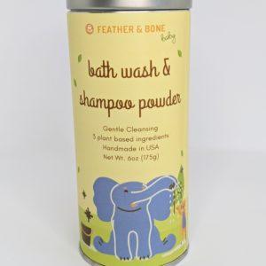 Baby Shampoo + Bath Wash